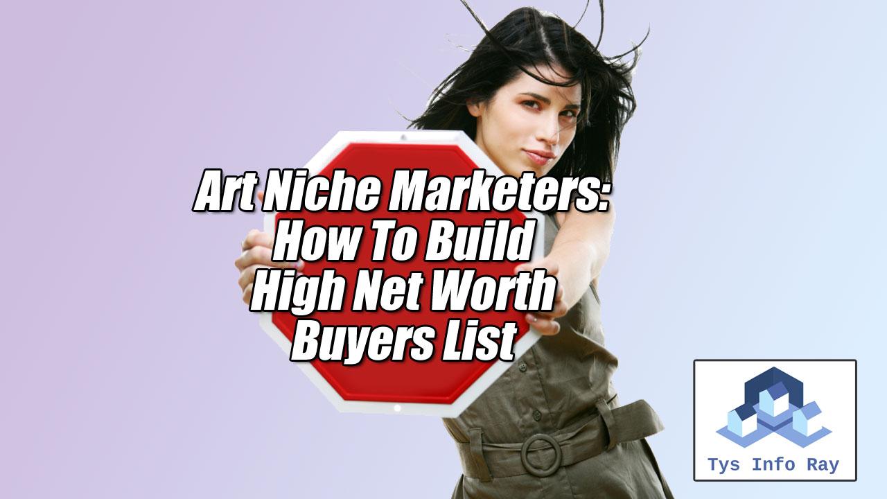 Art Niche Marketing