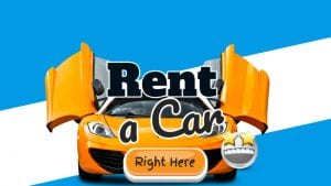 rent a car right here